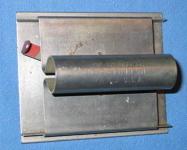 Sanding Block, metal