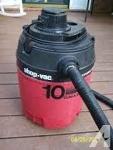 Vacuum, shop, 10 gal