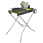 Tile Saw with stand and Pump