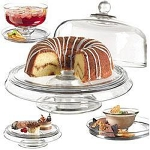 Serving - Cake Display, Glass