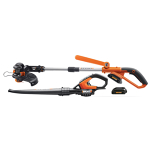String Trimmer and Leaf Blower Combo, Cordless, 20V