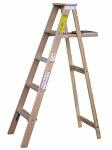 Ladder, Step, wooden