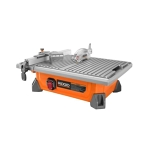 Wet tile saw, 7""