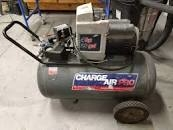 Air Compressor - 125 psi, 20 Gal., 2 HP