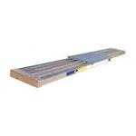 Platform, Wood, adjustable length