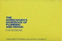 Book - Plumbing Repair Handbook