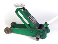 Jack, Automotive, Rolling 1 1/2 ton capacity