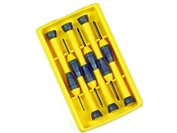 Screwdriver set, 6 pc