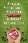 Book - Animal, Vegetable, Miracle