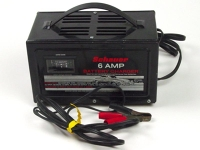 Battery charger, 12V @ 6amps
