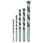 Drill Bits, masonry (set of 5)