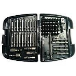 Drill bit and driver bit set - 36 pc