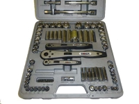 Socket Wrench Set, metric & SAE