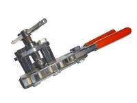 Flaring tool, tubing, plier