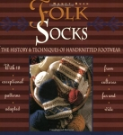 Book - Folk socks: The history and techniques of handknitted footwear