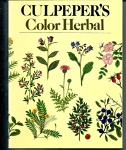 Book - Culpeper's color herbal