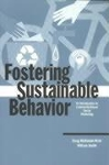 Book - Fostering Sustainable Behavior