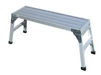 Platform, Work, Aluminum, adjustable height - 12