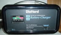 Battery Charger, 12V