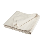 Table Cloth, White, 4'x6', set of 2