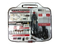 Rotary Tool & 190 pc Accessory Set