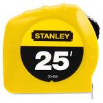 Tape measure - 25'