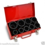 Socket Set, 11 pc