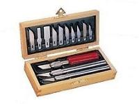 Knife, hobby, kit
