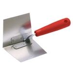 Drywall taping knife, inside corner