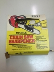 Chainsaw sharpener kit