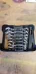 7 pc metric socket wrench set