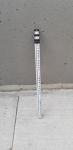 9' telescoping grade rod