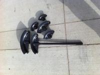 7 pc set pipe benders