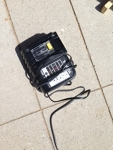 18 volt battery charger for drills