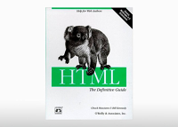 HTML, the defitive guide.