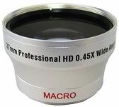 Kelda .45x Wide Angle Lens