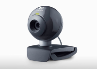 Logitech Glass Lens Webcam