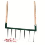 Broad fork (ergo garden)