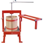 Cider press and masher