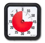 12-inch Timetimer w/audio
