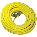 100' 8 Gauge Extension Cord
