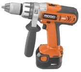 RIDGID 12-Volt Cordless X2 Series 2-Speed Drill