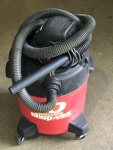 16 Gallon Shop Vac 10 (Drywall only)
