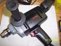 """Drill Motor 1/2"""" Chuck"""