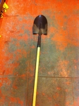 Fiberglass Handle Shovel
