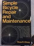 Simple Bicycle Repair Book