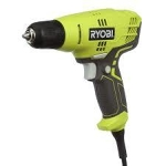 "Drill, 3/8"" electric corded"