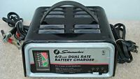 6/2 amp Dual Rate Battery Charger