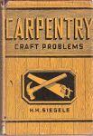 Carpentry Craft Problems