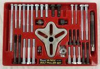46 Piece Bolt-Type Wheel Puller Set